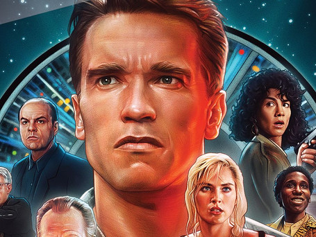 TOTAL RECALL COMING TO 4K ULTRA HD  ON DECEMBER 8