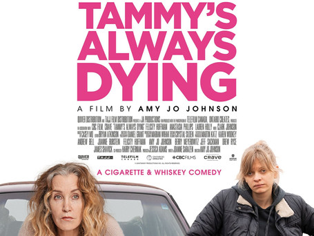 """""""TAMMY'S ALWAYS DYING"""" IS BEING RELEASED ON DIGITAL AND ON-DEMAND FRIDAY, MAY 1"""