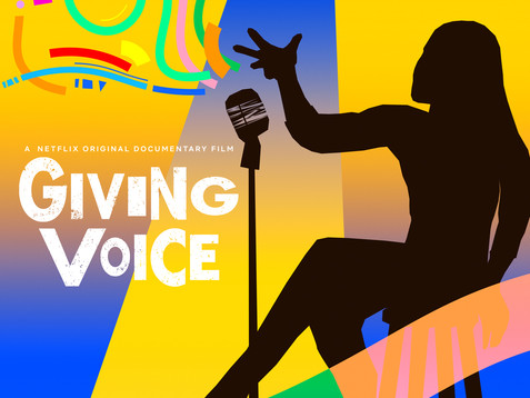 """A NETFLIX ORIGINAL DOCUMENTARY """"GIVING VOICE"""" COMING TO NETFLIX THIS DECEMBER"""