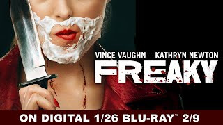 'FREAKY' IS COMING TO YOUR HOME ON FEBRUARY 9TH FROM UNIVERSAL HOME ENTERTAINMENT