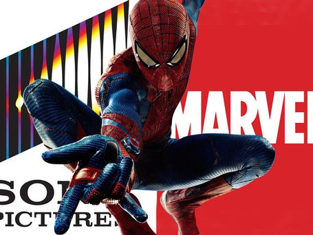 SPIDER-MAN IS BACK IN THE MCU!