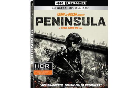 TRAIN TO BUSAN: PENINSULA IS COMING TO 4K ULTRA HD™ ON NOVEMBER 24