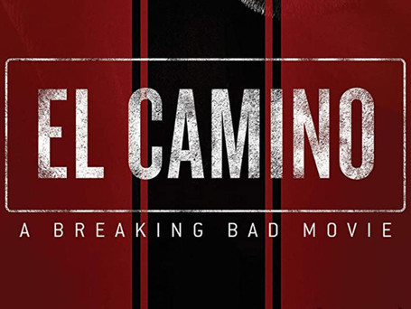EL CAMINO: A BREAKING BAD MOVIE COMING TO BLU-RAY™ & DVD OCT. 13!
