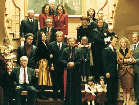 NEWLY RESTORED & BRAND-NEW EDIT OF 'THE GODFATHER: PART III' CELEBRATES ITS 30TH ANNIVERSARY