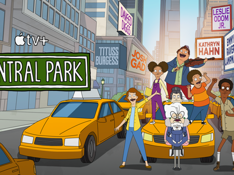 """Central Park,"" Apple TV+'s award-winning musical comedy series debuts second season trailer!"
