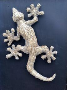 Straw Gecko
