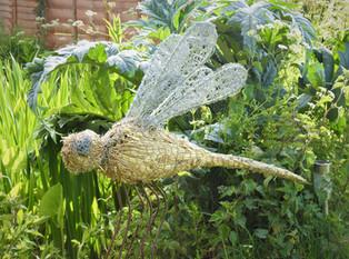 Straw Dragonfly