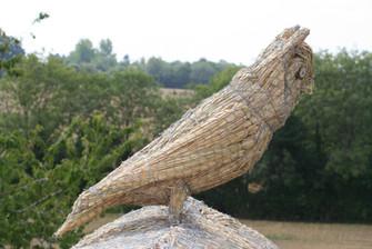 Straw Owl