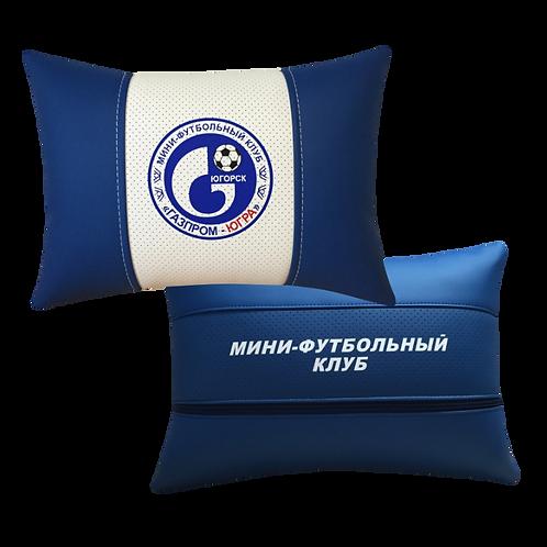 """Подушка """"МФК """"Газпром-Югра"""""""