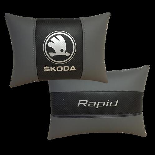 "Автоподушка ""Skoda Rapid"""