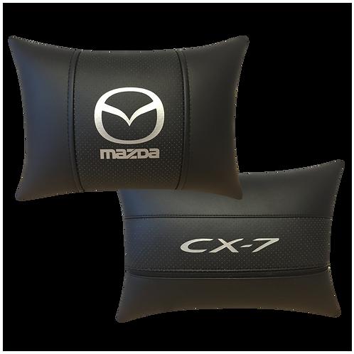 "Автоподушка ""Mazda CX-7"" черная"