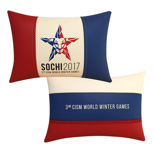 "Подушка ""CISM Sochi-2017"""