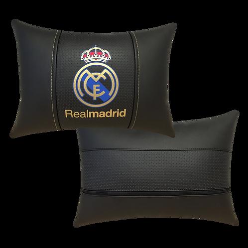 "Подушка ""FC Real Madrid"" Черная"