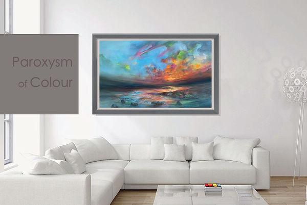 Cornwall Skies by Lloyd Mitchell