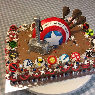Super Hero Birthday