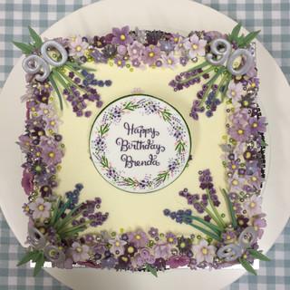A 90th birthday celebration
