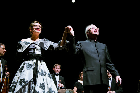 Sarah Laulan et Philippe Gérard