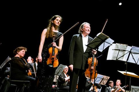 Gérard Caussé & Camille Babut du Marès