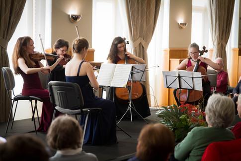 Quintette de Schubert