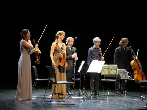 Kyoko Yonemoto, Camille Babut du Mares, Pascal Moragues, Justus Grimm, Diederik Suys