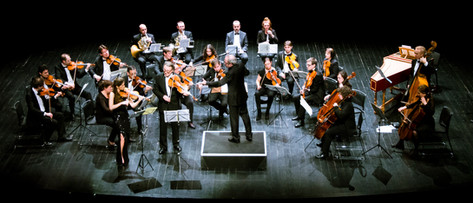 Gérard Caussé, Camille Babut du Marès et la Chapelle Musicale de Tournai