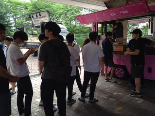 한국푸드트럭협회 봉사활동