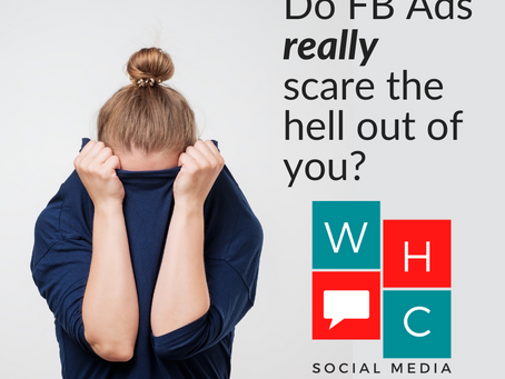 Do Facebook Ads Really Scare the Hell Out of You?