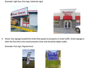 Need a Sign for your Fishers business?