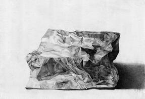 Bag Study, 2016, Cyelowyn Willey