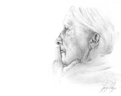 Grandma, 2016, Cyelowyn Willey