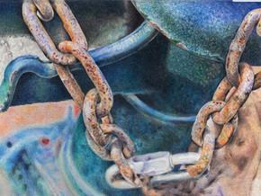Water Pump, 2016, Cyelowyn Willey