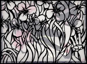 Death's Soft Embrace, 2017, Cyelowyn Willey