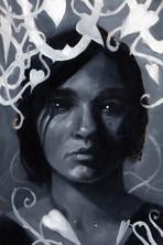 Experimental Oil Portrait, 2018, Cyelowyn