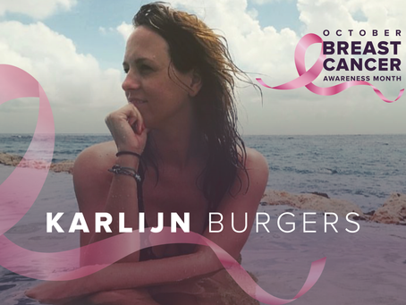 STORY OF THE MONTH: KARLIJN BURGERS