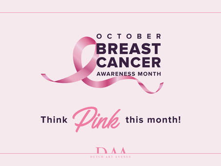 OKTOBER: BREAST CANCER AWARENESS MONTH