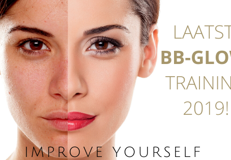 LAST CHANCE TO IMPROVE YOURSELF – GEEF JE NU OP EN WORDT EEN BB GLOW EXPERT!