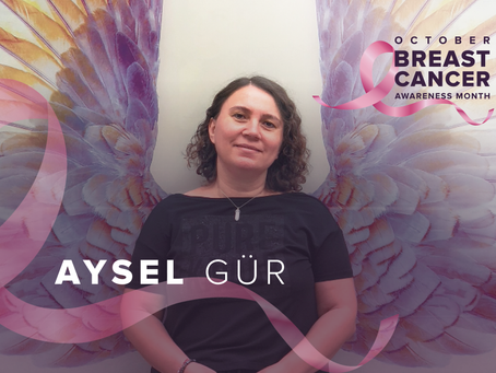 STORY OF THE MONTH: AYSEL GÜR