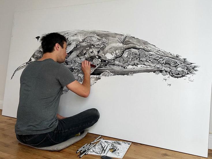 Humpback Whale (WIP)