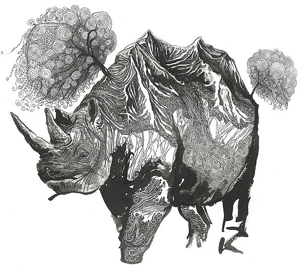 Rhino Mountain Planet