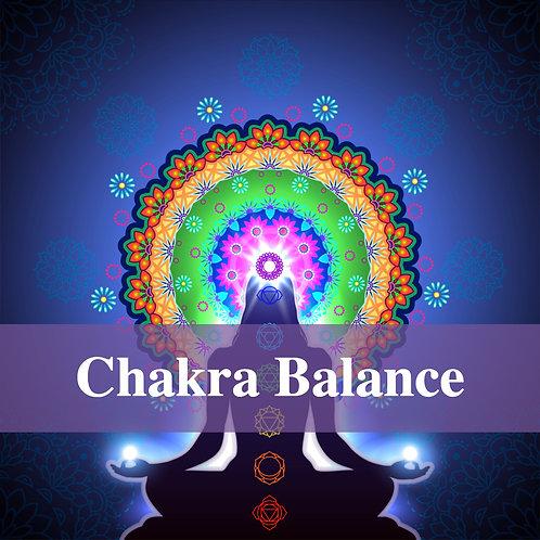 Chakra Balance Video Hypnosis