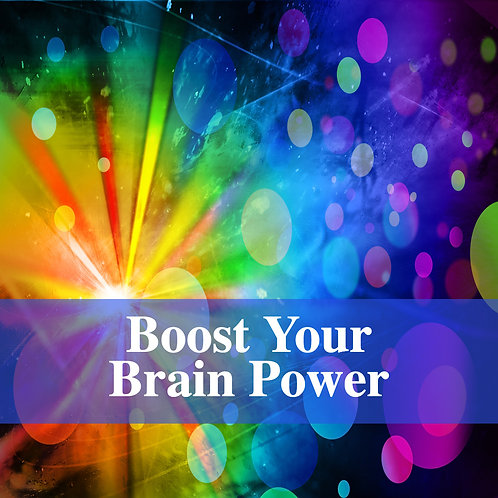 Boost Your Brain Power Video Hypnosis