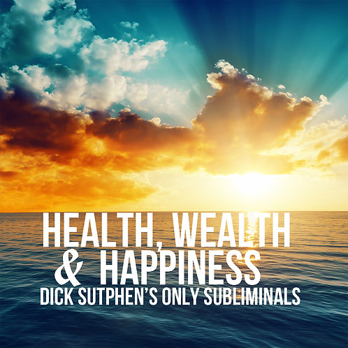 Health, Wealth and Happiness CD