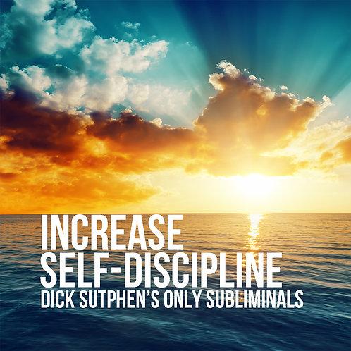 Increase Self-Discipline CD