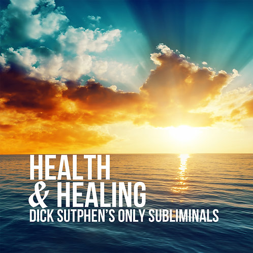 Health and Healing CD