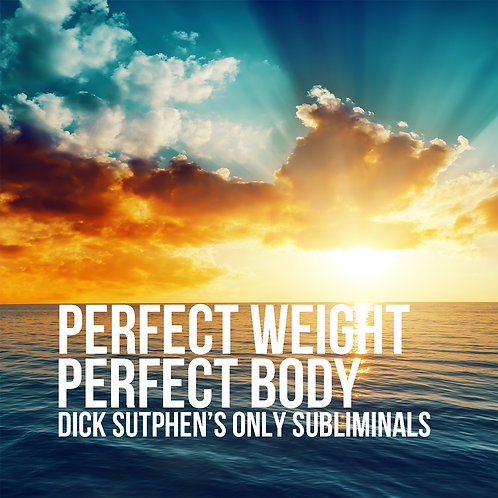 Perfect Weight Perfect Body CD