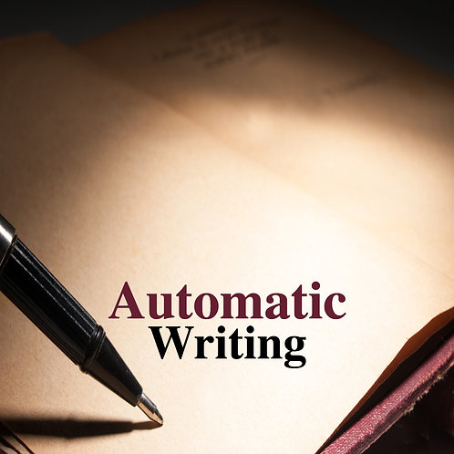 Automatic Writing Video Hypnosis