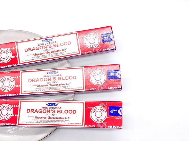 Incenso Dragon's Blood
