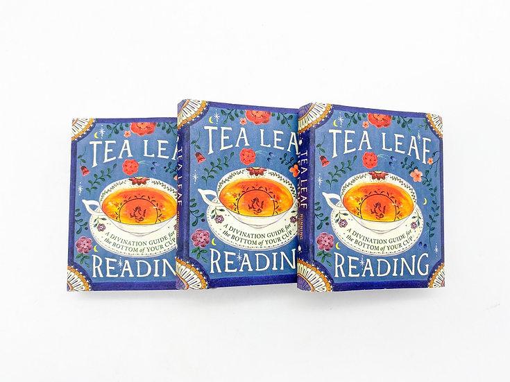Livrinho Leitura do Chá