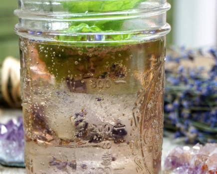 Cocktails de verão com Cristaloterapia? Sim, é possível!
