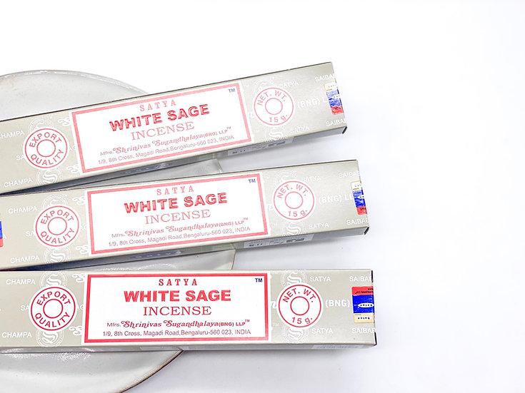 Incenso White Sage